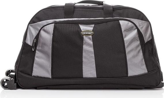 Czarna torba podróżna Bag Street