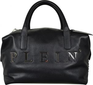 Czarna torba podróżna Philipp Plein