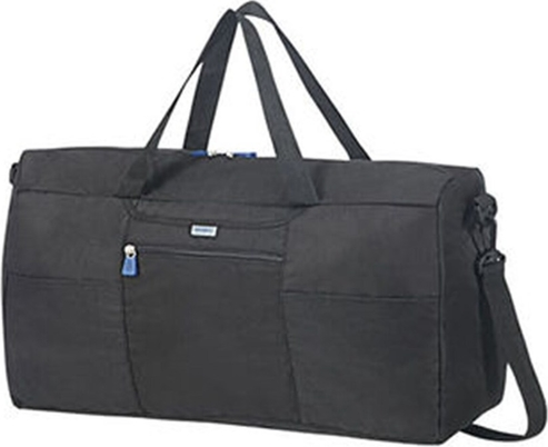 Czarna torba podróżna Samsonite