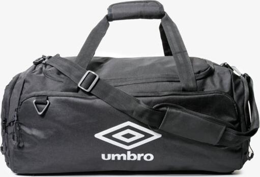 Czarna torba sportowa Umbro