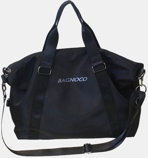 Czarna torebka Cikelly matowa na ramię
