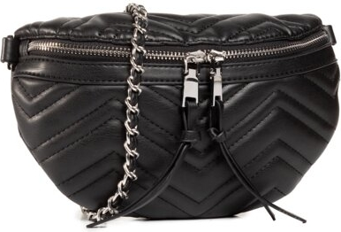 Czarna torebka DeeZee na ramię