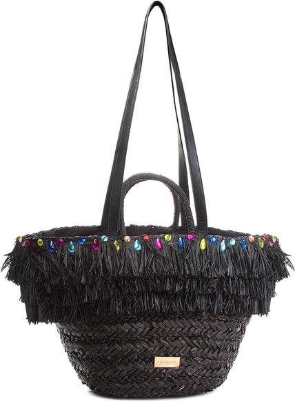 Czarna torebka GIOSEPPO w stylu casual