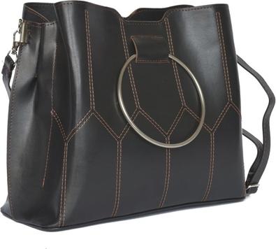 Czarna torebka Molly Lo