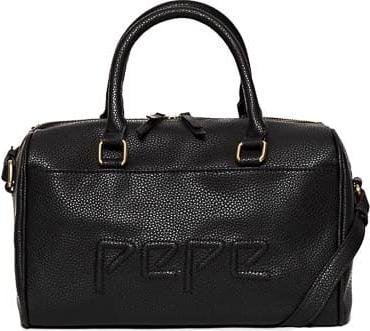 Czarna torebka Pepe Jeans do ręki