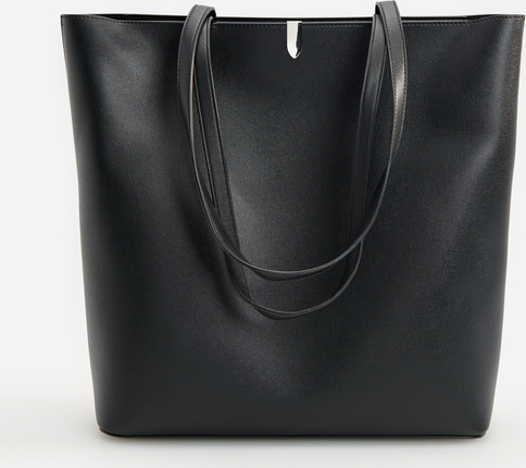 Czarna torebka Reserved duża