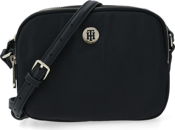 Czarna torebka Tommy Hilfiger na ramię