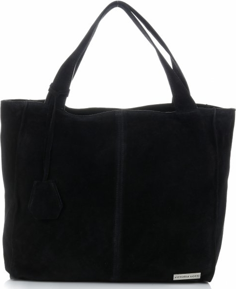 Czarna torebka torbs