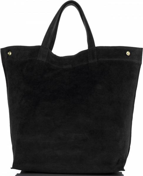 Czarna torebka Vera Pelle