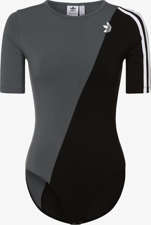 Czarne body Adidas Originals