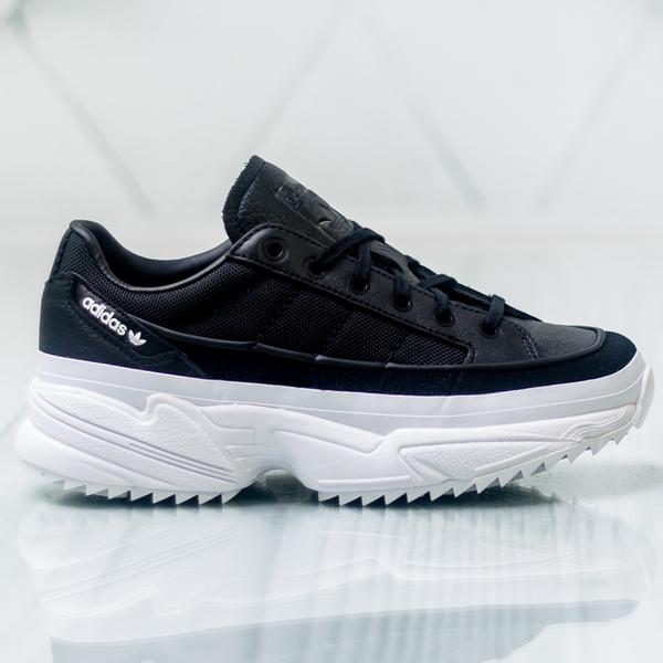 Buty sportowe Adidas na platformie sznurowane