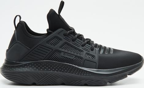 Czarne buty sportowe Cropp