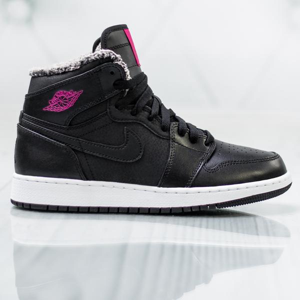 Buty sportowe Jordan na koturnie sznurowane Buty Damskie