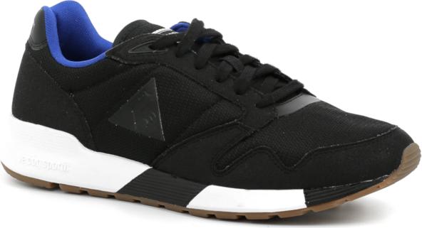 Czarne buty sportowe Le Coq Sportif sznurowane