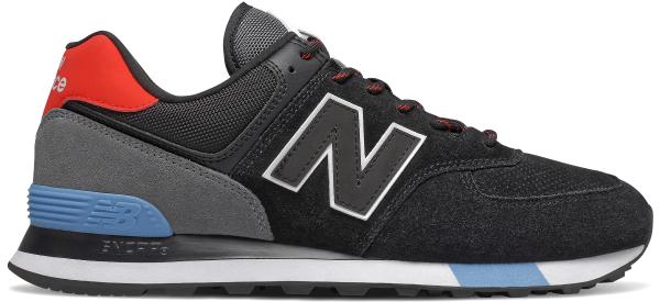 Czarne buty sportowe New Balance 574