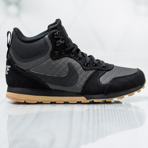 Czarne buty sportowe Nike