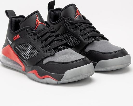 Czarne buty sportowe Nike air max 270 ze skóry