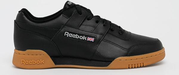 Czarne buty sportowe Reebok Classic ze skóry