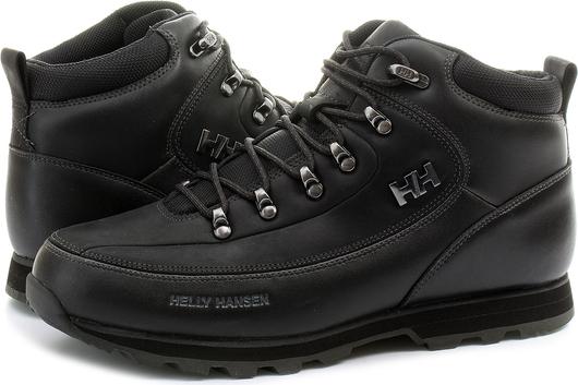 17f19904 Czarne buty trekkingowe helly hansen
