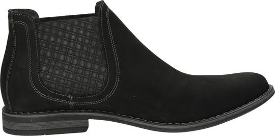 Czarne buty zimowe Darbut