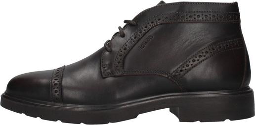 Czarne buty zimowe Igi & Co