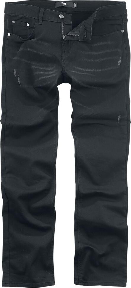 Czarne jeansy Black Premium By Emp