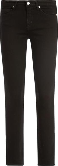 Czarne jeansy Calvin Klein w stylu klasycznym