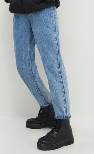 Czarne jeansy House w stylu casual z jeansu