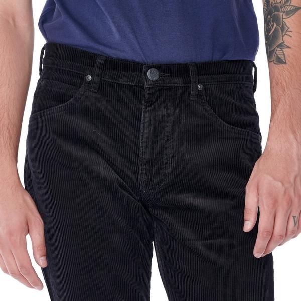 Czarne jeansy Lee z bawełny w stylu casual