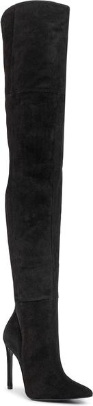 Czarne kozaki Gino Rossi za kolano