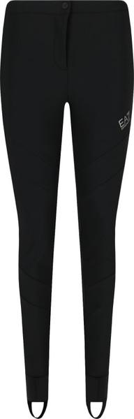 Czarne legginsy Emporio Armani