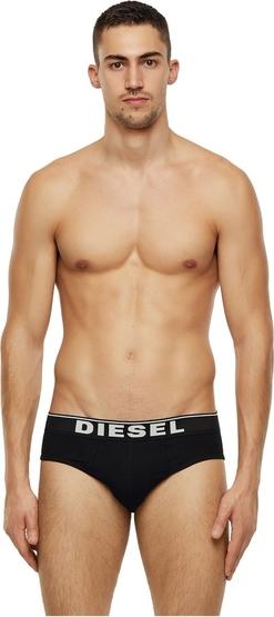 Czarne majtki Diesel