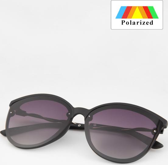 Czarne okulary damskie QUIOSQUE