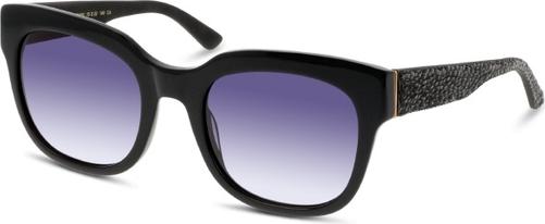 Czarne okulary damskie Sensaya