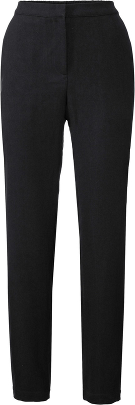 Czarne spodnie bonprix BODYFLIRT