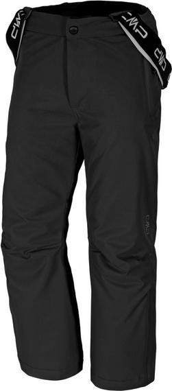 Czarne spodnie dziecięce CMP