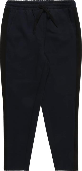 Czarne spodnie dziecięce Name it z dżerseju