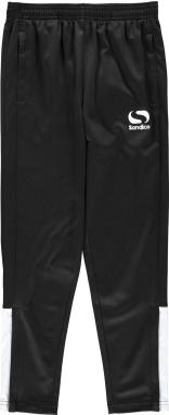 Czarne spodnie dziecięce Sondico