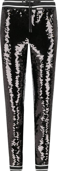 Czarne spodnie Michael Kors
