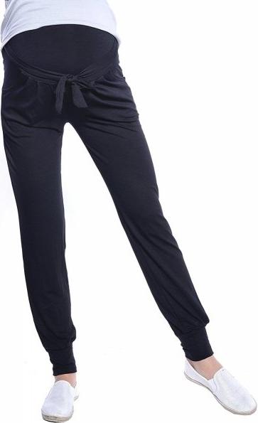 Czarne spodnie Mijaculture