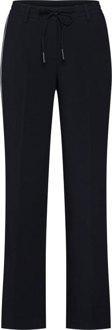 Czarne spodnie Opus w stylu klasycznym