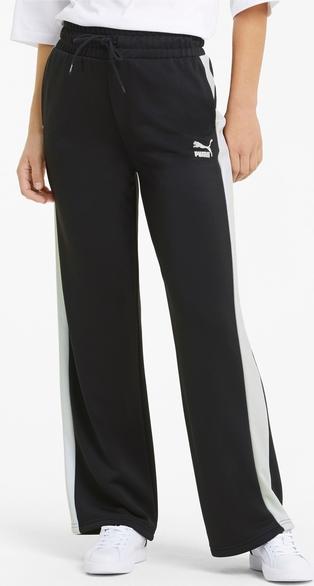 Czarne spodnie Puma w sportowym stylu