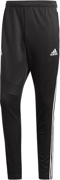 Czarne spodnie sportowe Adidas
