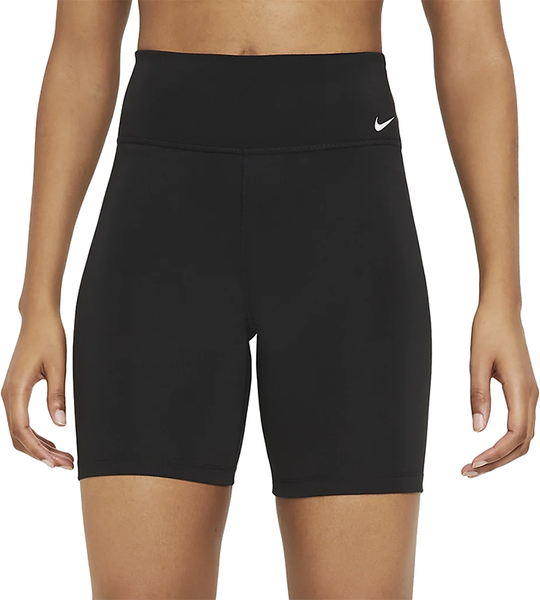 Czarne szorty Nike w sportowym stylu