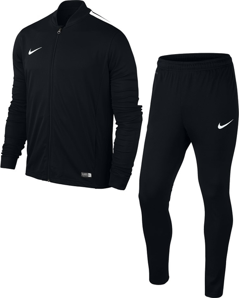 Czarny dres Nike