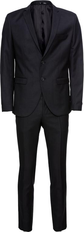 Czarny garnitur Jack & Jones