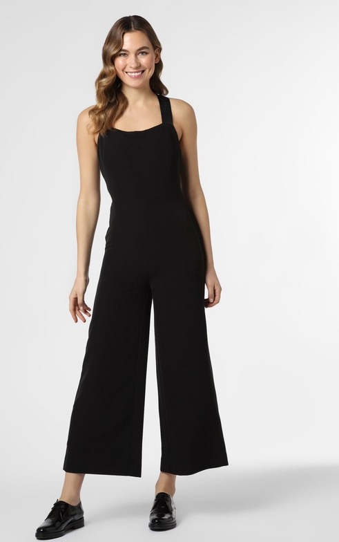 Czarny kombinezon Guess Jeans w stylu casual