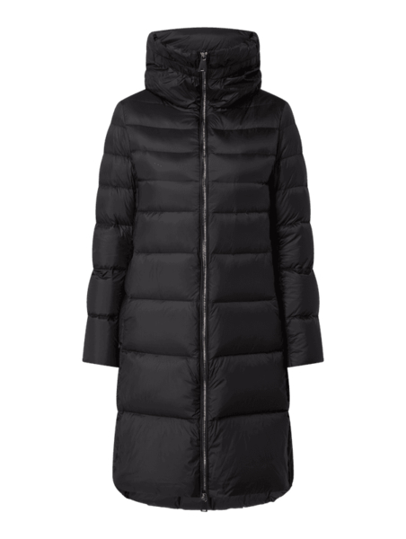 Czarny płaszcz Gil Bret