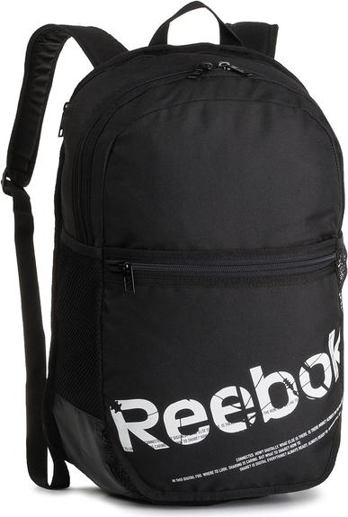 Czarny plecak Reebok