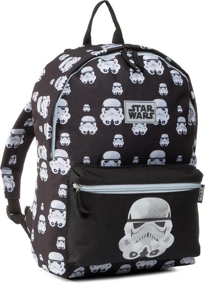 Czarny plecak STAR WARS